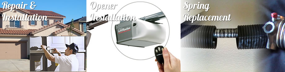 Lake Forest Repair And Replacement, Spring Replacement And Opener  Installation Services